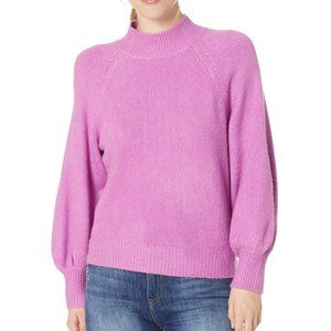 JOIE Jenlar Orchid Brushed Knit Sweater
